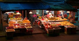 κατάστημα καρπού στοκ φωτογραφία με δικαίωμα ελεύθερης χρήσης