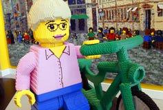 Κατάστημα Κοπεγχάγη LEGO Στοκ Εικόνα