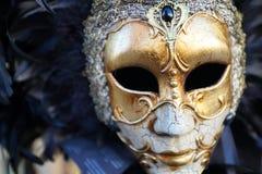 Κατάστημα μασκών της Βενετίας καρναβάλι Στοκ Φωτογραφίες