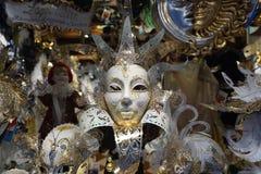 Κατάστημα μασκών της Βενετίας καρναβάλι Στοκ φωτογραφίες με δικαίωμα ελεύθερης χρήσης