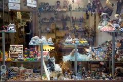 Κατάστημα παιχνιδιών ή κατάστημα παιχνιδιών Στοκ φωτογραφία με δικαίωμα ελεύθερης χρήσης