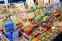 Κατάστημα παιχνιδιών Στοκ φωτογραφίες με δικαίωμα ελεύθερης χρήσης