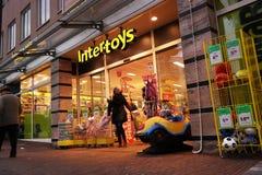 Κατάστημα παιχνιδιών Intertoys Στοκ Φωτογραφία