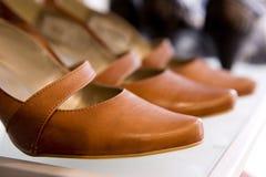 κατάστημα παπουτσιών Στοκ φωτογραφία με δικαίωμα ελεύθερης χρήσης