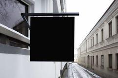 Κατάστημα πινακίδων Χλεύη επάνω Oldtown Στοκ Φωτογραφίες