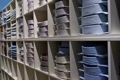 κατάστημα πουκάμισων Στοκ εικόνα με δικαίωμα ελεύθερης χρήσης