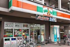 κατάστημα της Ιαπωνίας ευκολίας Στοκ φωτογραφία με δικαίωμα ελεύθερης χρήσης