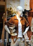 κατάστημα της Ιταλίας μόδας stefanel Στοκ εικόνα με δικαίωμα ελεύθερης χρήσης