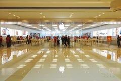 Κατάστημα της Apple σε Chengdu Στοκ Φωτογραφία