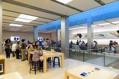 Κατάστημα της Apple στο Σαν Φρανσίσκο Στοκ Εικόνες