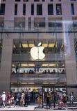 Κατάστημα της Apple στο Sidney Στοκ εικόνες με δικαίωμα ελεύθερης χρήσης