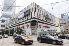Κατάστημα της Canadian Tire στο Τορόντο, Καναδάς Στοκ φωτογραφία με δικαίωμα ελεύθερης χρήσης