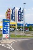Κατάστημα της IKEA Βερολίνο στοκ εικόνες