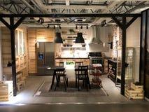 Κατάστημα της Ikea στοκ φωτογραφίες