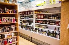 Κατάστημα τροφίμων Στοκ εικόνες με δικαίωμα ελεύθερης χρήσης