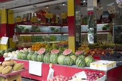 Κατάστημα φρούτων Στοκ Φωτογραφία