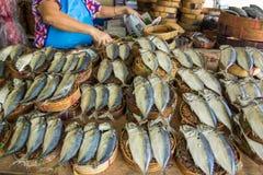 κατάστημα ψαριών Στοκ Εικόνες