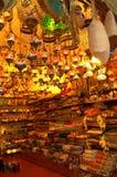 Κατάστημα δώρων της Ιστανμπούλ στοκ εικόνα