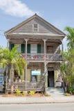 Κατάστημα δώρων ύφους της Key West Στοκ φωτογραφία με δικαίωμα ελεύθερης χρήσης