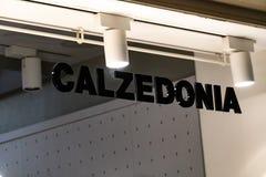 Κατάστημα Calzedonia στοκ φωτογραφία με δικαίωμα ελεύθερης χρήσης