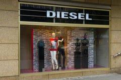 Κατάστημα diesel σε Kurfuerstendamm Στοκ Εικόνα