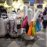 Κατάστημα Moomin Στοκ φωτογραφίες με δικαίωμα ελεύθερης χρήσης