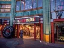 Κατάστημα Ridemakerz στη στο κέντρο της πόλης Disney Στοκ φωτογραφία με δικαίωμα ελεύθερης χρήσης