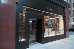 Κατάστημα Rossetti Fratelli εξωτερικό στο Μάντισον Ave, Νέα Υόρκη Στοκ εικόνα με δικαίωμα ελεύθερης χρήσης