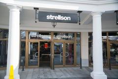 Κατάστημα Strellson σε Parndorf, Αυστρία Στοκ φωτογραφία με δικαίωμα ελεύθερης χρήσης