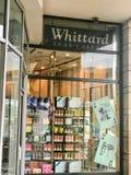 Κατάστημα Whittard στοκ εικόνες με δικαίωμα ελεύθερης χρήσης