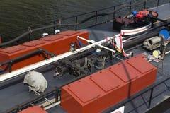 Κατάστρωμα πλοίων Στοκ Εικόνα