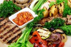 Κατάταξη κρέατος Στοκ Φωτογραφίες