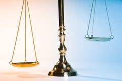 κατάταξη νόμου στοκ εικόνα