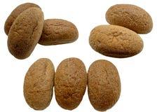 Κατάταξη του ψημένου ψωμιού. Στοκ Εικόνες