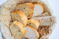 Κατάταξη του ψωμιού Στοκ Φωτογραφίες