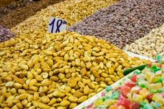 Κατάταξη των καρυδιών στο Μαρόκο Στοκ φωτογραφίες με δικαίωμα ελεύθερης χρήσης