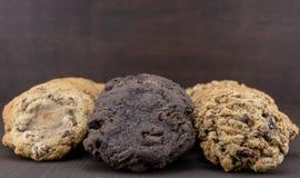 Κατάταξη των σπιτικών μπισκότων Στοκ Εικόνες
