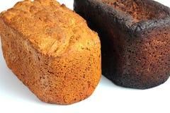Κατάλληλο και ακατάλληλο ψωμί Στοκ φωτογραφία με δικαίωμα ελεύθερης χρήσης