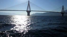Κατά μήκος της γέφυρας 3 απόθεμα βίντεο
