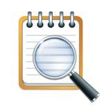Κατάλογος ελέγχου και ενίσχυση - γυαλί απεικόνιση αποθεμάτων