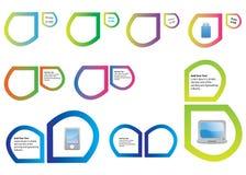 Κατάλογος προϊόντων απεικόνιση αποθεμάτων