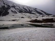 Κατά τη διαδρομή στη λίμνη Saif ul Malook Στοκ εικόνα με δικαίωμα ελεύθερης χρήσης