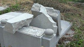Κατέστρεψε τους τάφους στο εβραϊκό νεκροταφείο Βάρνα bulblet φιλμ μικρού μήκους