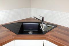 καταβόθρα κουζινών στρο&ph Στοκ φωτογραφία με δικαίωμα ελεύθερης χρήσης