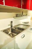 καταβόθρα κουζινών Στοκ Φωτογραφία