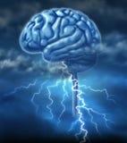 καταιγισμός ιδεών Στοκ εικόνα με δικαίωμα ελεύθερης χρήσης