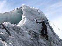 κατακτήστε τον πάγο στοκ εικόνα