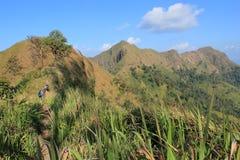 Κατακτήστε το βουνό λευκών ελεφάντων στοκ φωτογραφία με δικαίωμα ελεύθερης χρήσης