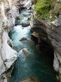 κατακόρυφος ποταμών πανοράματος βουνών 3 εικόνων hdr Στοκ φωτογραφία με δικαίωμα ελεύθερης χρήσης