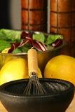 κατακόρυφος σαλάτας επιδέσμου γαστρονομική Στοκ εικόνα με δικαίωμα ελεύθερης χρήσης